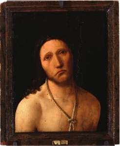 Antonello da Messina's Ecce Homo