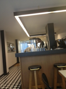 Craft coffeeshop