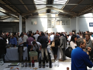 RAW wine fair, London