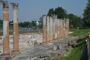 Aquileia: Roman ruins