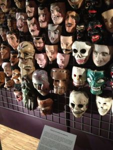 Mexican masks...