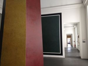 Sol Lewitt at Castello di Rivoli
