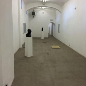 Fondazione Giuliani: Daniel Steegmann Mangrane, Alexandre Singh, Amalia Pica, Haris Epaminonda