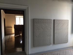 Charlotte Posenenske & Tauba Auerbach at Galeria Indipendenza